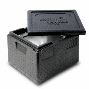 Termo fufture box GN 1/2