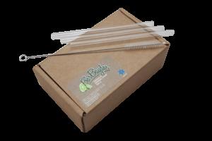 staklene slamke pakiranje