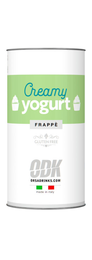 Frappe Yogurt