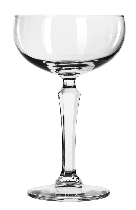 coupe spksy libbey glass