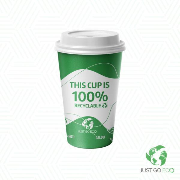 čaša papir 180 ml