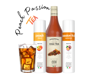 peach passion mix